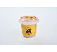 FOOD TIME Арахисовая паста сладкая