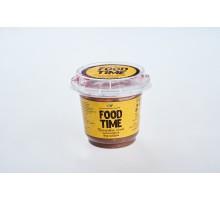 FOOD TIME Арахисовая паста шоко-кранч