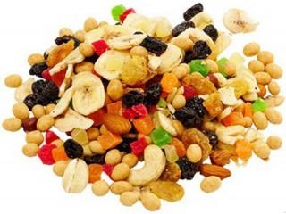Фруктово-ореховые смеси